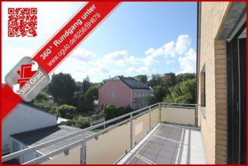 Gut geschnittene 2 1/2 Zimmer-Whg. m. Balkon in ruhiger u. zentraler Lage in Kerpen-Horrem, 50169 Kerpen / Horrem, Dachgeschosswohnung