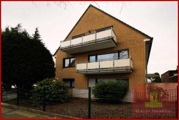Gut geschnittene 2-Zimmer EG Wohnung, zentral und ruhig in Kerpen-Horrem, mit Balkon und Stellplatz, 50169 Kerpen / Horrem, Erdgeschosswohnung