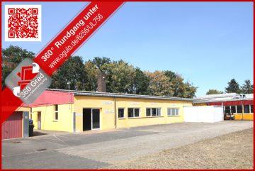 Gepflegte Gewerbeimmobilie mit Wohnhaus, Lager- und Produktionsfläche in Topplage von Kerpen-Sindorf, 50170 Kerpen / Sindorf, Halle