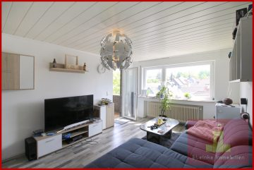 2 Zimmer Wohnung im 3.OG, sehr hell, mit Balkon zentral in Bergheim-Oberaußem, 50129 Bergheim / Oberaußem, Etagenwohnung