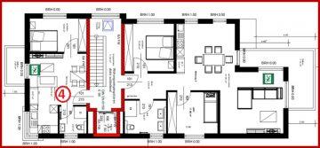 Helle, schöne 2-Zimmer-Wohnung mit kleinem Balkon sehr zentral in Kerpen-Horrem gelegen, 50169 Kerpen / Horrem, Etagenwohnung